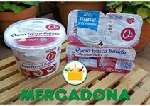 Queso Fresco Mercadona