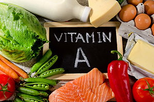 vitamina de la vista