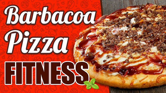 pizza barbacoa proteica