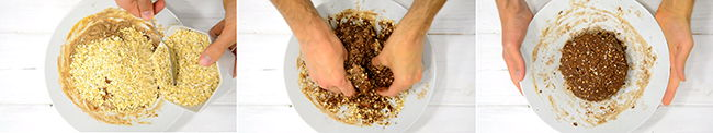 barritas de proteínas caseras naturales