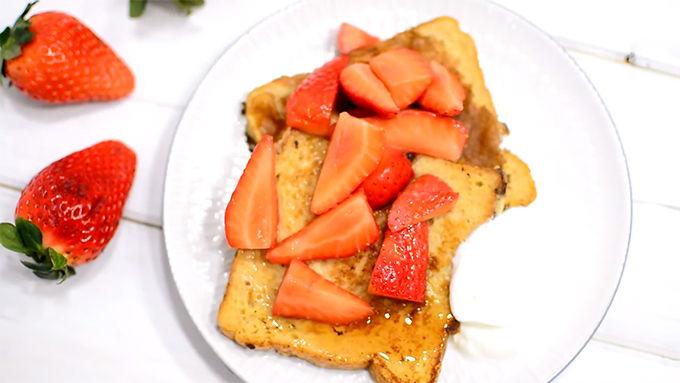 receta french toast