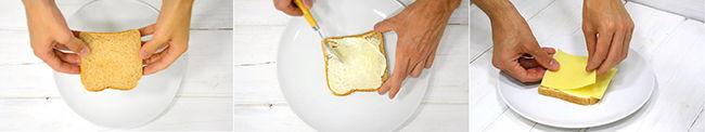 sandwich vips club receta