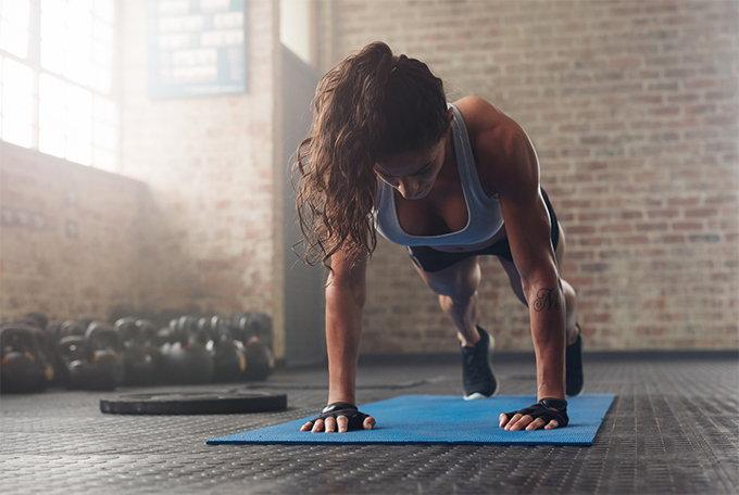 Esterilla para fitness barata