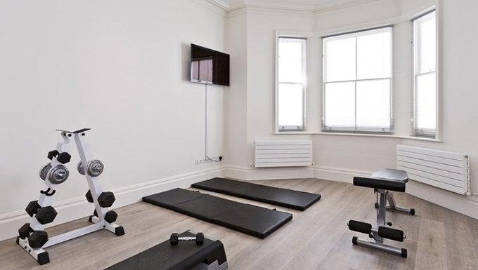 Cuanto cuesta montar un gimnasio en casa