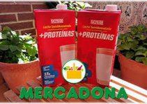 leche proteinas mercadona