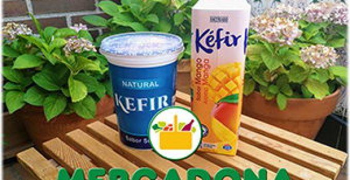 kefir mercadona ingredientes