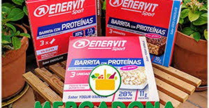Barritas Proteicas Mercadona