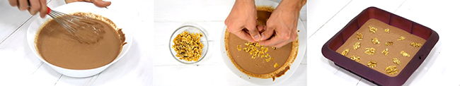 como hacer brownies facil