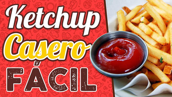 como hacer ketchup