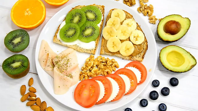 ideas para desayunos