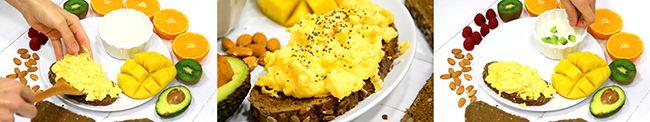recetas para desayunos saludables