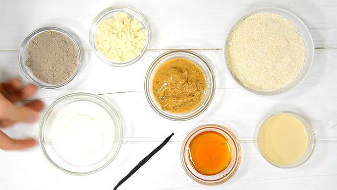 helado de proteina ingredientes