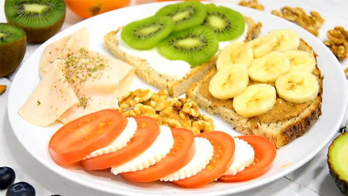 desayuno facil saludable