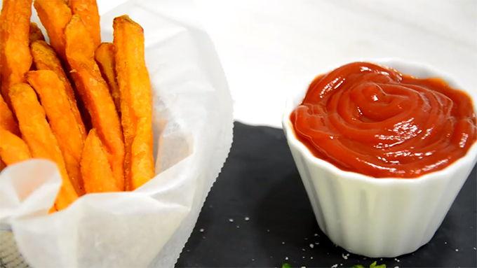 ketchup sin calorias