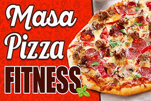 masa pizza fitness