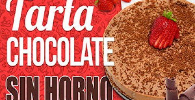 tarta chocolate sin horno