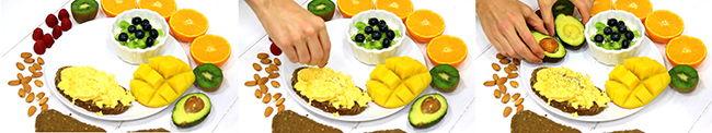 desayuno rapido