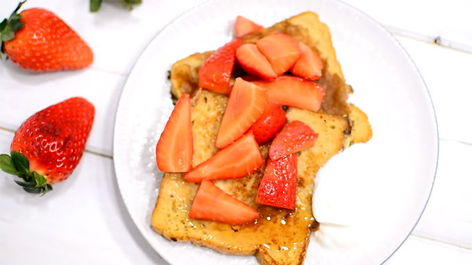 receta french toast