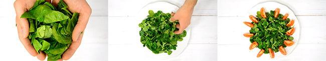 ensalada proteica con ventresca