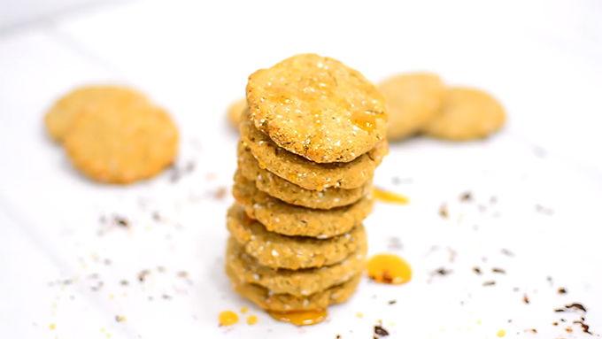 galletas de avena caseras