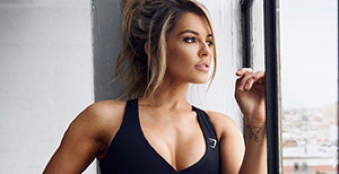 modelo fitness Nikki Blackketter