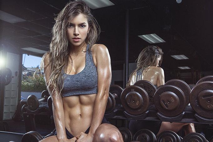 Anllela Sagra Modelo Fitness