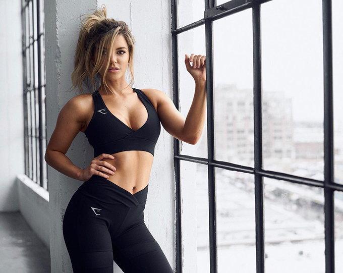 Nikki Blackketer ropa entrenamiento