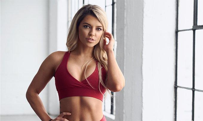 Nikki Blackketer fitness