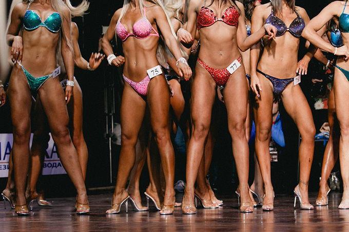 dieta bikini fitness