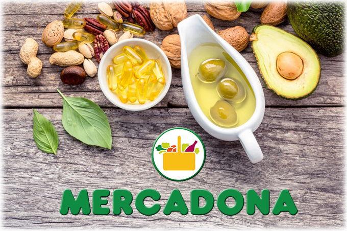 Cápsulas De Vitamina E Del Mercadonamejores