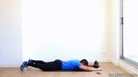 como marcar el abdomen