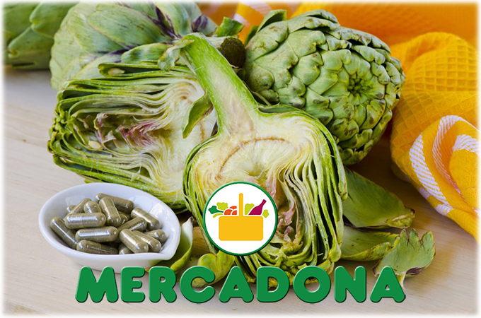 Pastillas alcachofa para bajar de peso