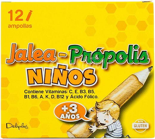 jalea propolis niños mercadona