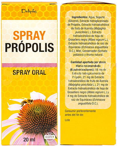 spray propolis mercadona