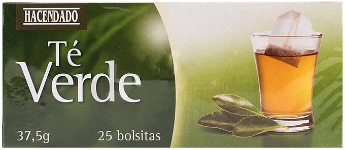 Te Verde Mercadona