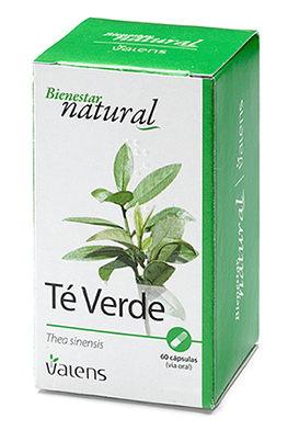 pastillas te verde mercadona
