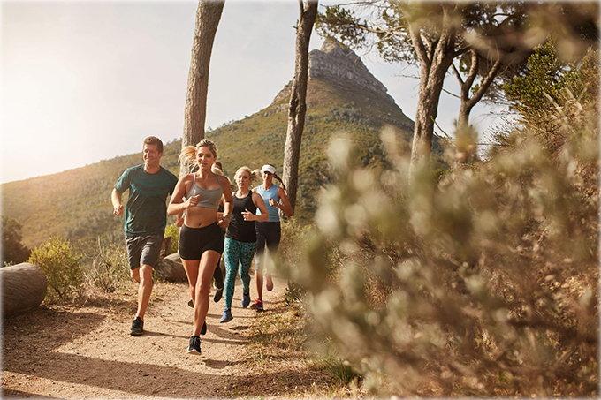 running en montaña