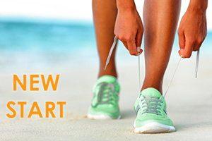 Empezar a Correr de Nuevo